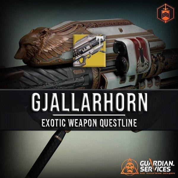 Gjallarhorn - Exotic Rocket Launcher