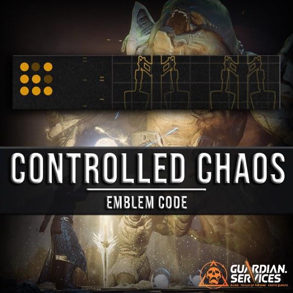 Controlled Chaos Emblem