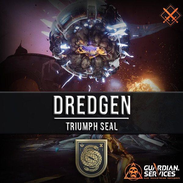 Dredgen Triumph Seal
