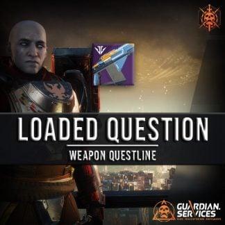Destiny Quest Loaded Question
