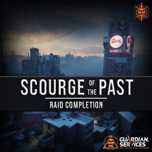 Destiny Scourge Of the Past Raid Completion