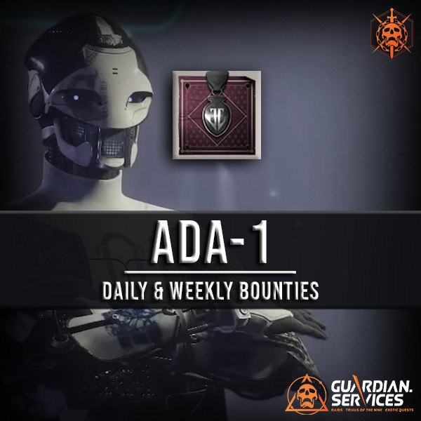 Ada-1 - Daily & Weekly Bounties