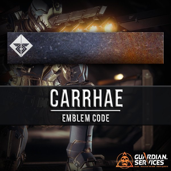 Carrhae Emblem Guardian Services