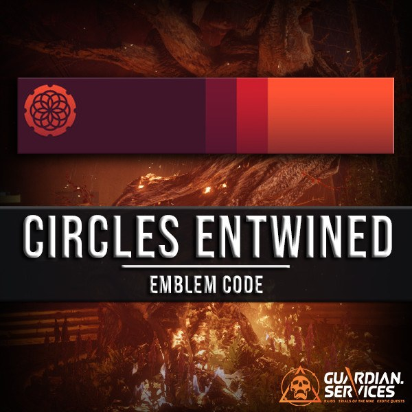 Circles Entwined Emblem Guardian Services