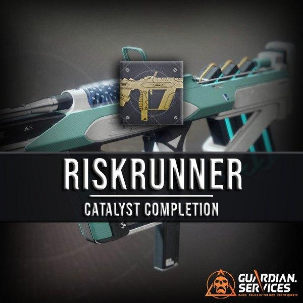 Riskrunner Catalyst - Guardian Services