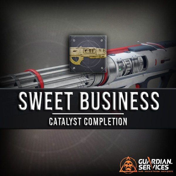 Sweet Business Catalyst - Guardian Services