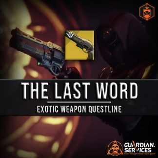 The Last Word Exotic Quest