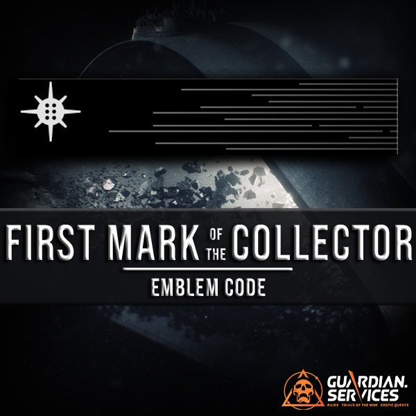 First Mark Of The Collector Guardian Services