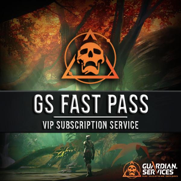 GS Fast Pass