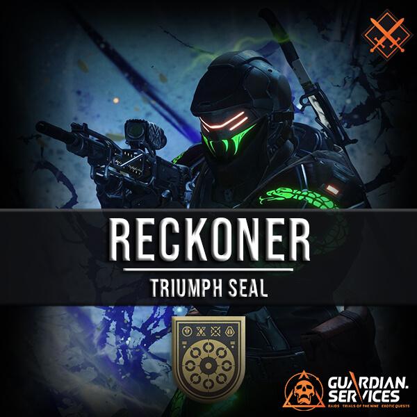 Reckoner Triumph Seal