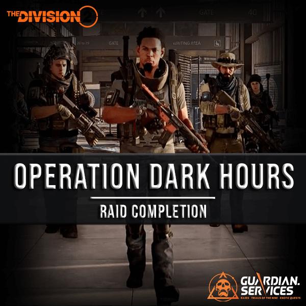 Operation Dark Hours