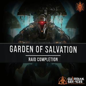 Garden of Salvation PI