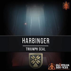 Harbinger Seal PI